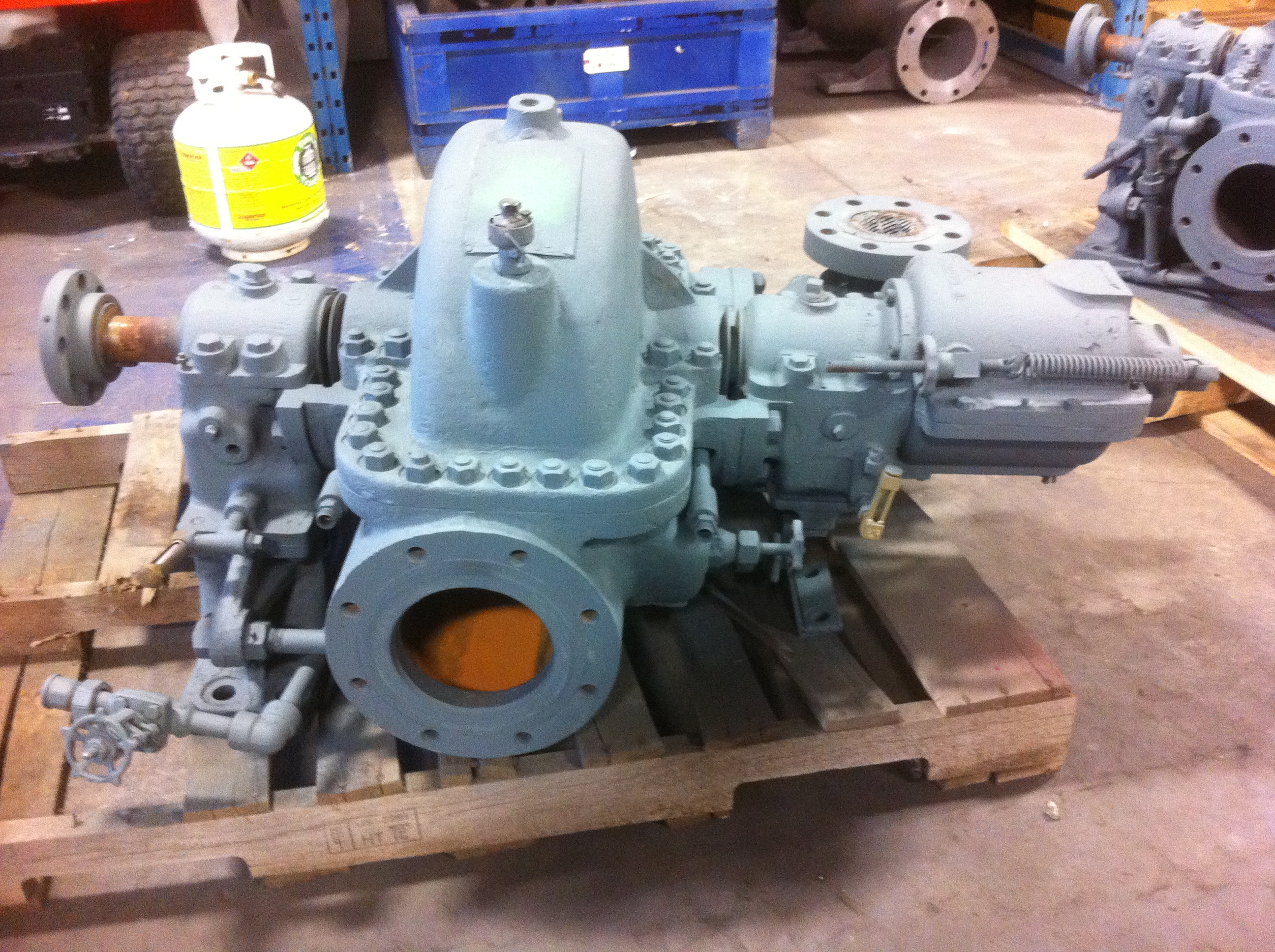 Worthington U2R Steam Turbines
